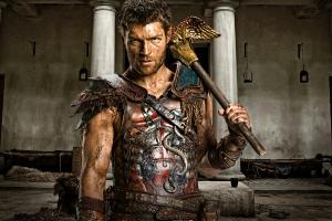 Spartacus eli Liam McIntyre. ©Starz