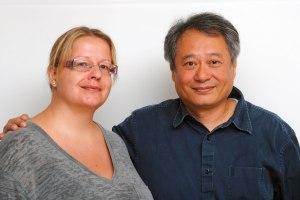 Piin elämä -elokuvan ohjaaja Ang Lee, sympaattinen pohtija. ©HFPA