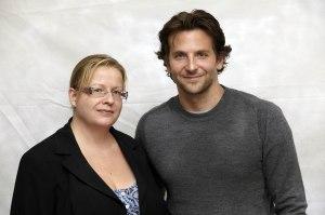 Unelmien pelikirja -leffan Bradley Cooper, varautunut, mutta mukava. ©HFPA