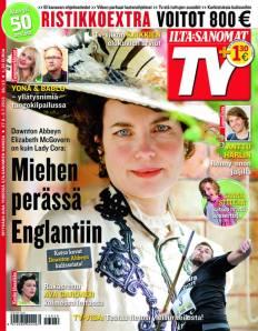 Elizabeth McGovern käyttää elämänkokemuksiaan hyväksi Downton Abbey -menestyssarjassa. Lue juttuni uudesta IS Tv-lehdestä. Pari kommenttia löytyy myös IS:n nettisivuilta: http://goo.gl/8MRrH