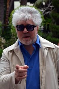 Ohjaaja Pedro Almodovar puhui katolisen kirkon ahdasmielisestä asenteesta seksuaalisuuteen. Matkarakastajat-elokuvan Suomen ensi-ilta on 19.7. ©KU