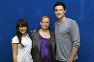 Tapasin Cory Monteithin viimeisen kerran lokakuussa 2011 Beverly Hillsissä. Kuvassa on myös Lea Michele.