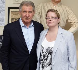 Lue juttuni Harrison Fordista uudesta Viva-lehdestä. ©HFPA