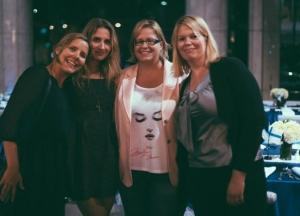 Elokuvanäytösten käytönnön asiat hoitivat Team Finland koordinaattori Laura Laaksonen, näyttelijä-käsikirjoittaja-tuottaja Liisa Evastina ja Suomen elokuvasäätiön kansainvälisen toiminnan tiedottaja Kati Nuora. ©www.santifox.com