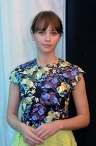 Felicity Jones / The Theory of Everything.