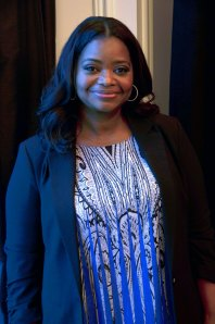 Octavia Spencer / Black And White.