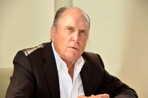 Robert Duvall / The Judge.