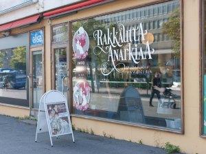 Lue juttuni Rakkautta ja anarkiaa -festivaalista www.goldenglobes.com -sivustolta: http://goo.gl/G6c9cq Kuva: Marko Oja. Lue