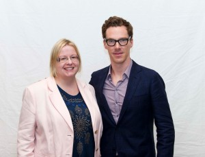 Benedict Cumberbatch / The Imitation Game Kuva: HFPA