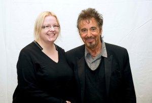 Myös Al Pacino on käynyt Suomessa – ja voisi tulla sinne uudestaankin. Sitä odotellessa miehen näkee elokuvassa Danny Collins. Kuva: HFPA
