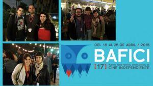 Kävin Buenos Airesissa filmifestivaaleilla. Tässä on linkki juttuun, joka kertoo nuorista eteläamerikkalaisista elokuvantekijöistä ja heidän näkemyksistään elokuvateollisuudesta Argentiinassa, Chilessä, Uruguayssa ja Venezuelassa: http://goo.gl/dzD2L4