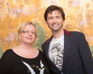 David Tennant – Broadchurch. Ennen hittirikossarja Broadchurchia Tennant esitti Doctor Whota. Kuva: HFPA