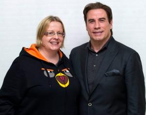 John Travolta. Kuva: HFPA